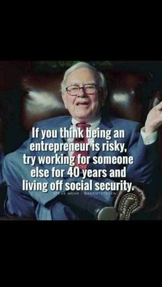 Warren  Buffet!  #wa