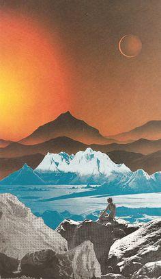 Bryan Olson  #collage #art #graphisme #illustration