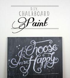 wonder forest, chalkboards, diy art, colors, diy chalkboard, chalkboard paint, picture frames, paint tutori, design