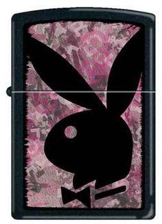 Playboy Bunny Head Zippo Lighter