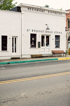 Jacksonville, Oregon - a super cute little town,  // photo by Bonnie Tsang