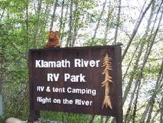 Klamath River RV Park, Area Pictures, Wildlife Birds Elk Ocean Beaches