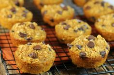 Make Once, Eat-All-Week Baked Oatmeal Recipes | Pumpkin Chocolate Baked Oatmeal Singles