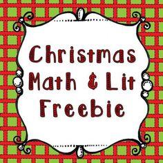 Christmas Math and L