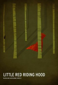 Minimalist Posters for Your Favorite Children's Stories
