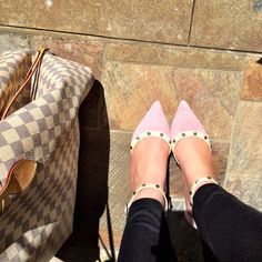 #SOLESOCIETY pumps - LOVE.