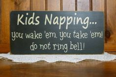 Easiest way to adopt...ring this lady's door bell. (from WTFPinterest.com)