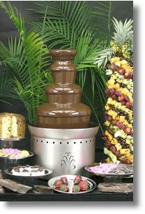 RECIPES FOR CHOCOLATE FOUNTAIN
