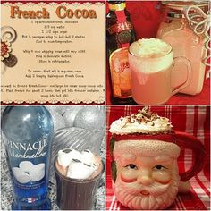 Spiked Hot Cocoa Bar