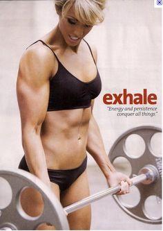 Oxygen Magazine - Exhale