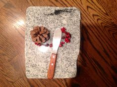 Gorgeous Granite Cheese Board by CountertopCouture on Etsy, $35.00