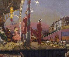 The Brighton Pierrots - Walter Sickert