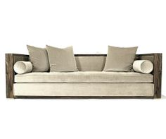 Contemporary sofa DIVAN Hudson Furniture
