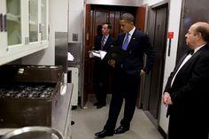 White House Butler's Pantry