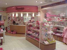 sanrio store
