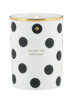 """Scented Candle """"Escape the Ordinary"""""""