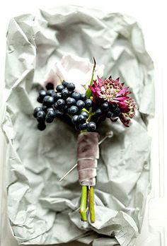 www.weddbook.com everything about wedding ♥ Unique Boutonniere for Groom | Damat Yaka Cicegi