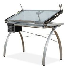 #4: Studio Designs Futura Craft Station 43 in.W x 24 in.D x 31-1/2 in. H Craft table.