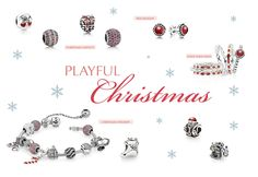 Great gift ideas for Christmas. #PANDORA #PANDORAbracelet #PANDORAearrings #PANDORAring #ChristmasCollection