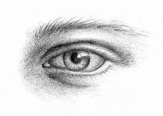 Eye Reflection Drawing | Drawing the Eye - Teach Yourself to Draw Faces