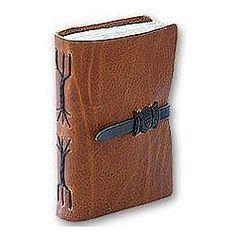 Rustic Fishing Journal