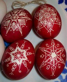 .Christmas pysanky!!!