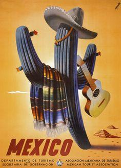 Senor Cactus by Anonymous