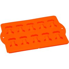 Hugs Pet Products Silicone Bake or Freeze Bone Shaped Dog Treat Pan. Use this tray to make some frozen treats for your dog. #PetcoPlaylist @petco