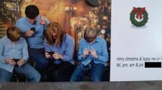 Funny Family Christmas Card Ideas : theBERRY