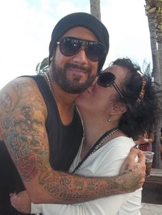 AJ and me -Picture of my dreams/ Nassau BSB Cruise 2011