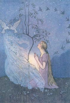 fae heart of gold, fabul illustrationsfantasi, fairy tales, cupboards, elenor abbott, fairi tale, fairy tale illustrations, cinderella, children book