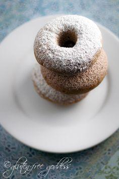 Gluten free donuts!