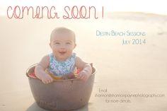 Baby on beach, Destin, Fort Walton, 30A, Rosemary, Seaside Beach photographer