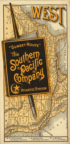 viaDavid Rumsey Map Collection               Travel by rail. ~Repinned Via Candace Bishop