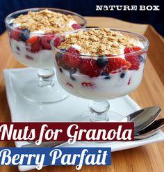 Strawberry Hemp Granola Recipe | Allergy Friendly Recipes & allergy r ...