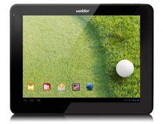 Tablet de 9,7 pulgadas con sistema operativo Android 4.2 Jelly Bean, nueva miTab MINT de Wolder