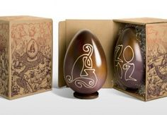 Chocolate egg by Guido Gobino.   For our chocolate lovers. Thaby, Andrea, Sheila, Charlotte, Paola right up your alley.