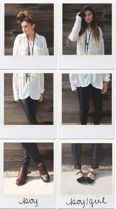 Style Tip: How To Mix Boy & Girl