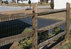 Hmm...maybe an idea to replace the chain link, without worrying about the dog escaping..