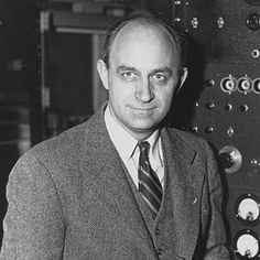 ENRICO FERMI (1901-1954)  A giant of physics, he helped develop quantum theory and was instrumental in building the atomic bomb.