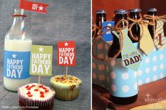 Foodie Father's Day Printables