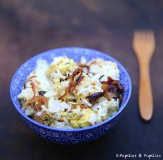 Recette Biryani au poulet - Cuisine indienne / Chicken Biryani recipe - Indian food