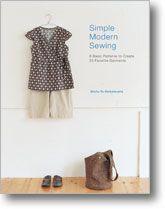 simple modern sewing.