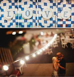 love needlework idea, wedding shoes, cooki, backyard weddings, green weddings