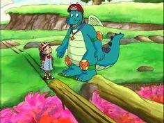 Dragon Tales: A Balancing Act