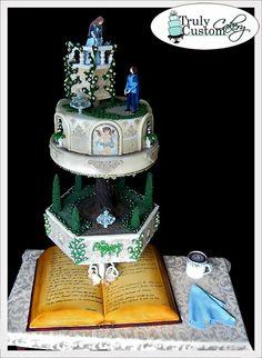 Romeo & Juliet cake