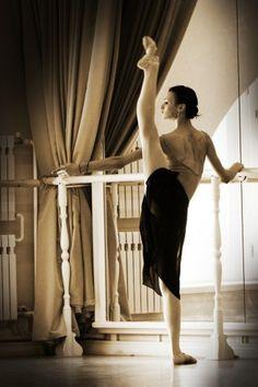 Vaganova dancer...