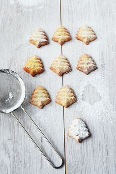 danish butter cookie