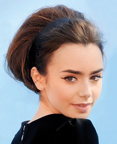 How To Wear Black Headbands - A Quick Fix from #InStyle
