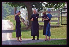 Amish Women